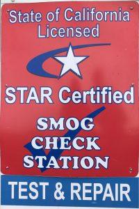 Smog Check Test Station Carmichael California DMV 95608